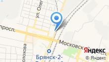 Автомасла на карте
