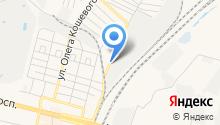 Аква-Драйв на карте