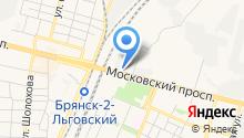 Белый Сервис Ракета на карте