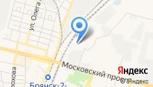 4OK32.RU на карте