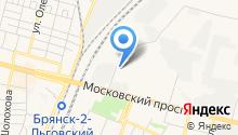 АВТОВЕК на карте