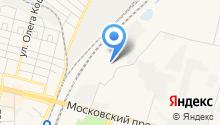 Автокондиционеры на карте