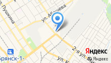 АВТОFashion на карте