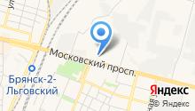 Адвокатский кабинет Бескова С.В. на карте