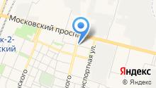 GYM32 на карте