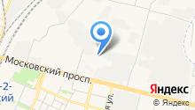 Bus-Master на карте