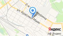 Авточехлы Брянск на карте