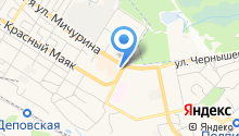 GSM Dоктор на карте