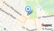 Адвокатская консультация №9 на карте