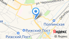 АвтоЭлемент на карте