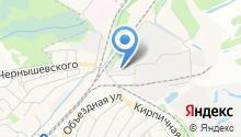 Амкодор-Брянск на карте