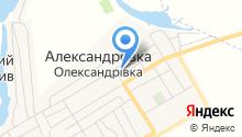 Днiпропетровська дослiдна станцiя на карте