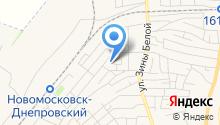 БАБКИН ОЛЕГ ПЕТРОВИЧ на карте