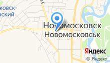 Добробуд-Дніпро, ТОВ на карте