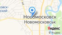 НМЦПМСД на карте