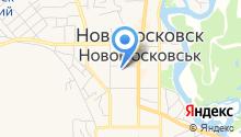 НовоВет на карте