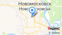 Мегастом на карте