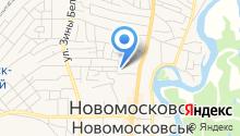 Дошкільний навчальний заклад №4 на карте