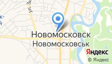 НОВА ПОШТА на карте