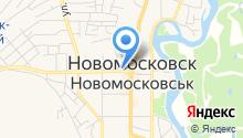 Бердянский мясокомбинат на карте
