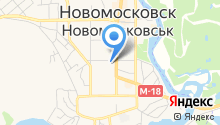 Пентагон на карте