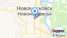 Нова-Тур на карте