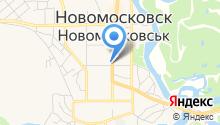 Михайлина на карте