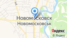 Обжора на карте