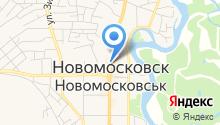 Лымарь В.О. на карте