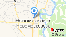 Brand на карте
