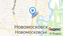 Humana на карте