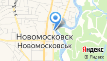 Прибой на карте