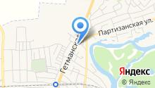 Перукарня на карте