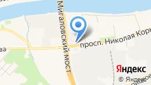M-btd на карте