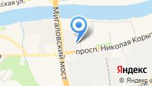 Chicken House на карте