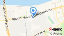 DreamCarTver на карте