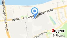 Koch 24 на карте