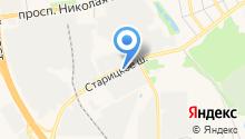 EXTREME MOTOCROSS на карте
