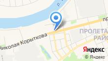 MicBus на карте