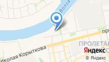 1С-Мигом на карте