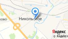 Автостекло М на карте