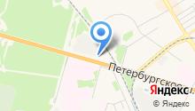 AvtoGraf на карте