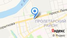 Тверской полиграфический комбинат на карте