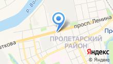 Мобиком на карте