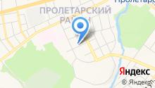 БЕЗУХОВ на карте