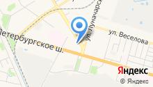№66, ЖСК на карте
