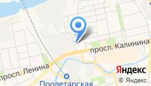 DanceFit на карте