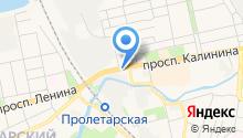 Maxfit на карте