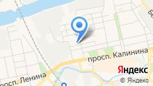 CityVet на карте