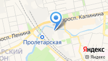 SOGREEV на карте